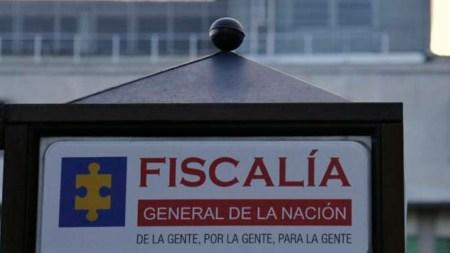 fiscalia general de la nacion funcionaria captura