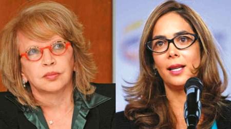 gina parody cecilia alvarez exministras procuraduría