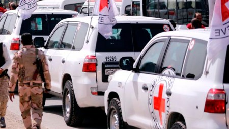 cruz roja ayuda humanitaria venezuela