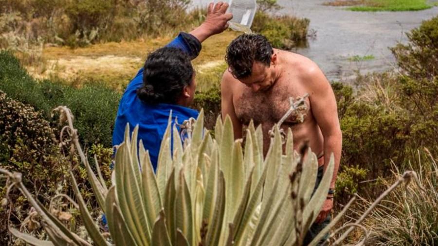 hollman morris indígenas