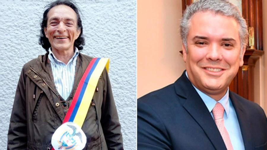 presidente de colombia