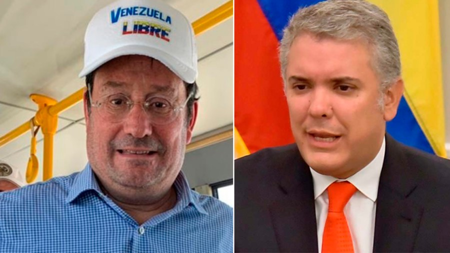 venezuela libre pacho santos duque