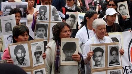 victimas conflicto armado colombia
