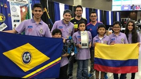 jovenes robotica estados unidos