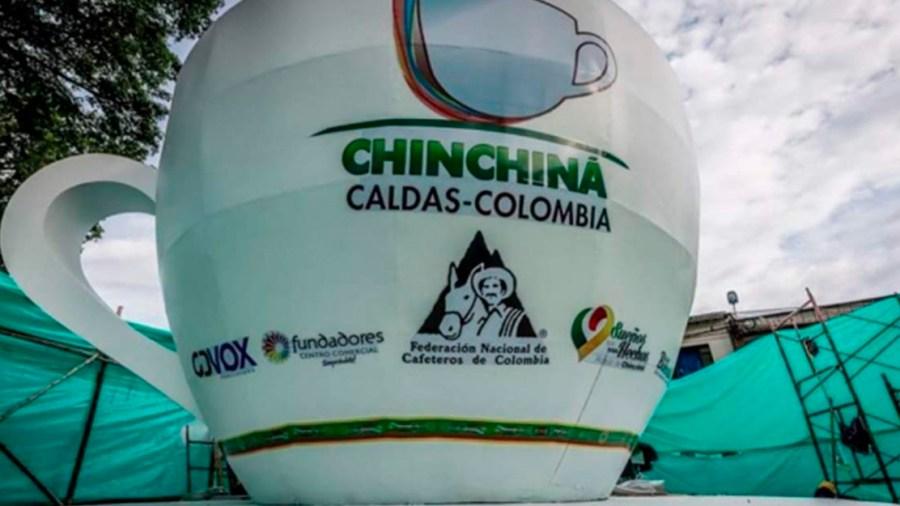 tasa de cafe colombia