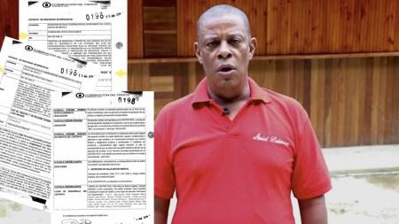 Suspenden Gobernador de Chocó por presunta corrupción en contratos ...