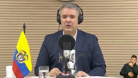 ivan duque presidencia radio