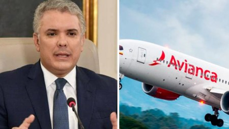 avianca ivan duque