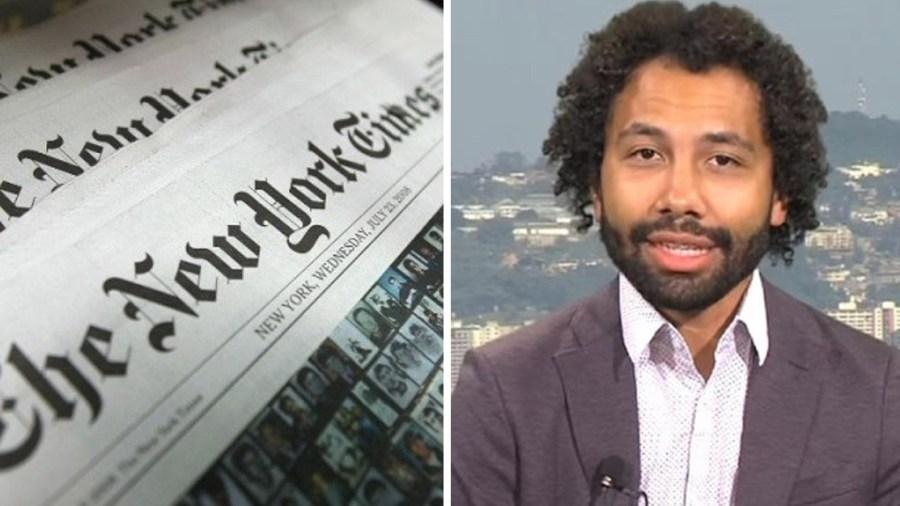new york times periodistas semana