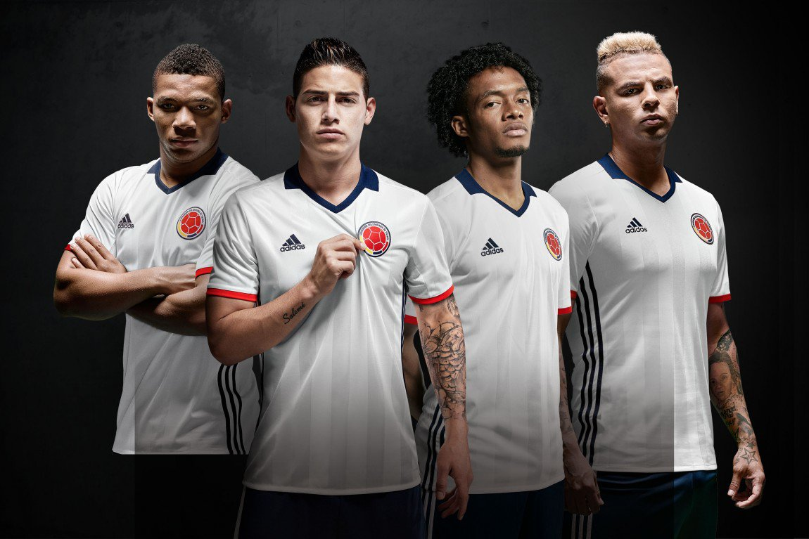 Blog. Adidas confunde a Colombia con  Columbia  en publicidad 4fce069df06