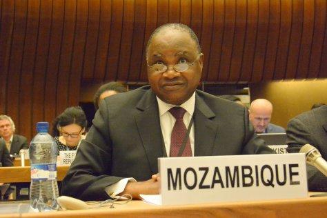 Mozambique declaró oficialmente ser un país libre de minas antipersonal. Foto ICBL (1 de diciembre de 2015)