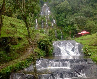 Natural water source Termales de Santa Rosa de Cabal