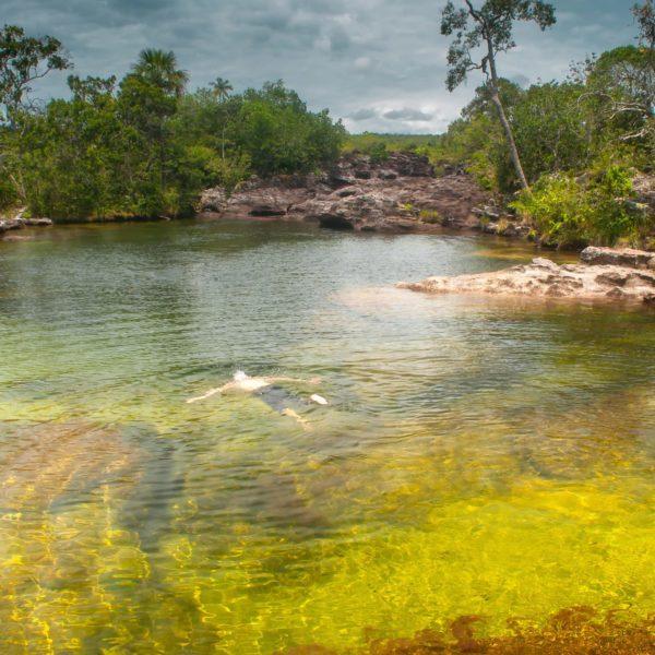 Guía de Viajes Caño Cristales Colombia, Meta, La Macarena, River Colombia, Planes de Viaje, Recomendaciones para viajar a Caño Cristales, Dónde queda, Cómo llegar