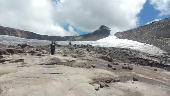 trekking a nevado de santa isabel