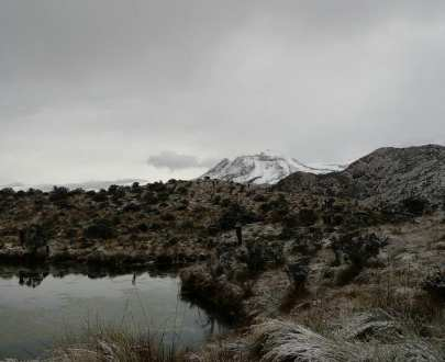 Nevado Santa Isabel