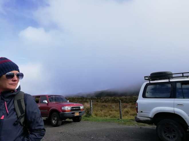 Nevado Santa Isabel - Los Nevados National Natural Park - Colombia - Trekking - Alta Montaña -  twitcher