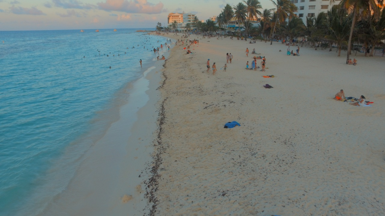 Playa - San Andres Islas - Colombia - ColombiaTours.Travel - Blog - Viajes