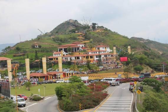 Parque Chicamocha - Parque Chicamocha - Santander - Plan Turistico Chicamocha - Viajes Colombia - ColombiaTours.Travel - Bucaramanga (11)
