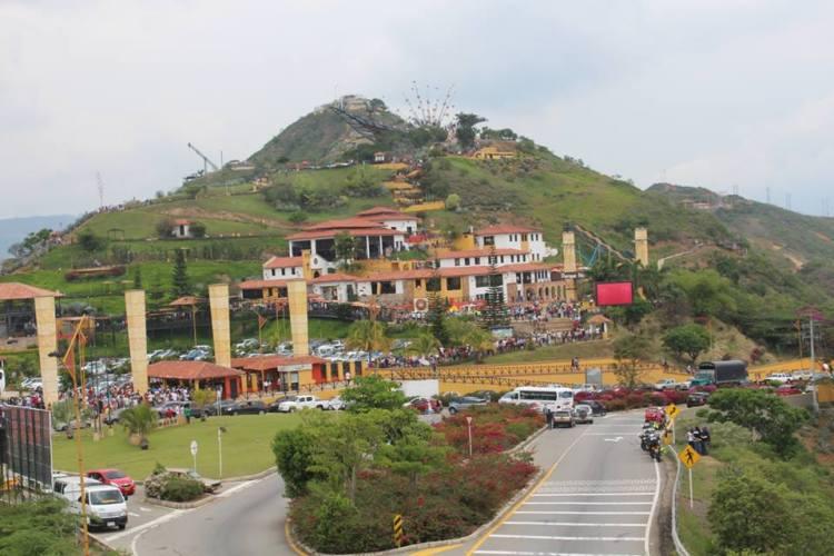 Chicamocha Park - Chicamocha Park - Santander - Chicamocha Tourist Plan - Colombia Travel - ColombiaTours.Travel - Bucaramanga (11)