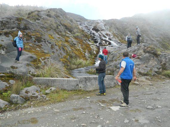 Plan Nevado del Ruiz Parque Nacional Natural los Nevados Colombia Manizales