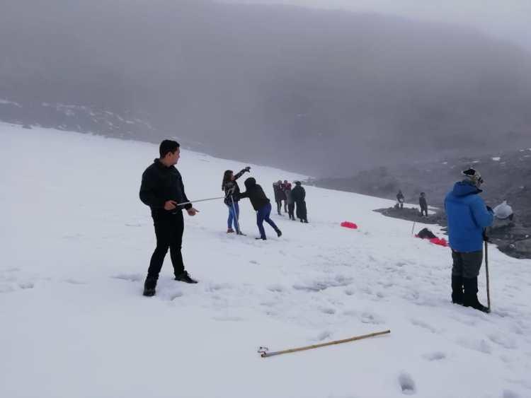 Nevado Santa Isabel - Los Nevados National Natural Park - Colombia - Trekking - Alta Montaña