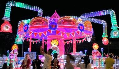 Medellin Lights Tour - Christmas Lighting - Colombia - Christmas Plans Tourist Plan in Colombia