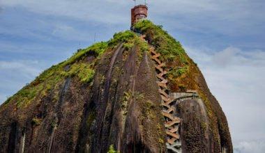 Piedra del Peñol-Antioquia