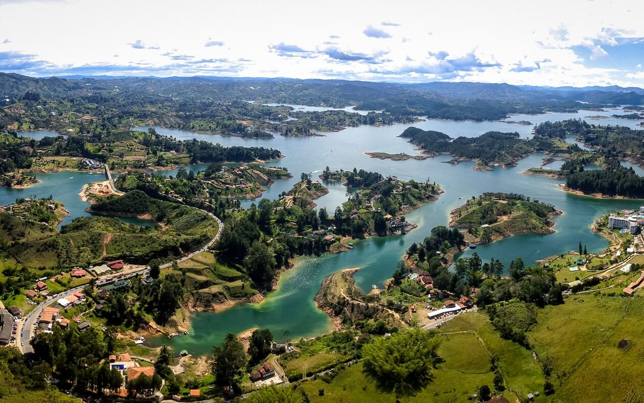Tour to Guatapé