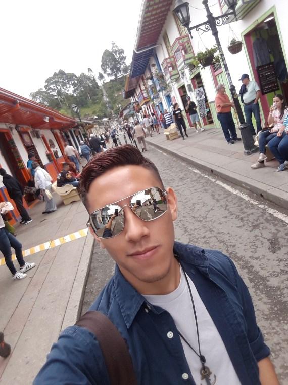 Ricardo Murcia Travel Agent ColombiaTours.Travel Colombia