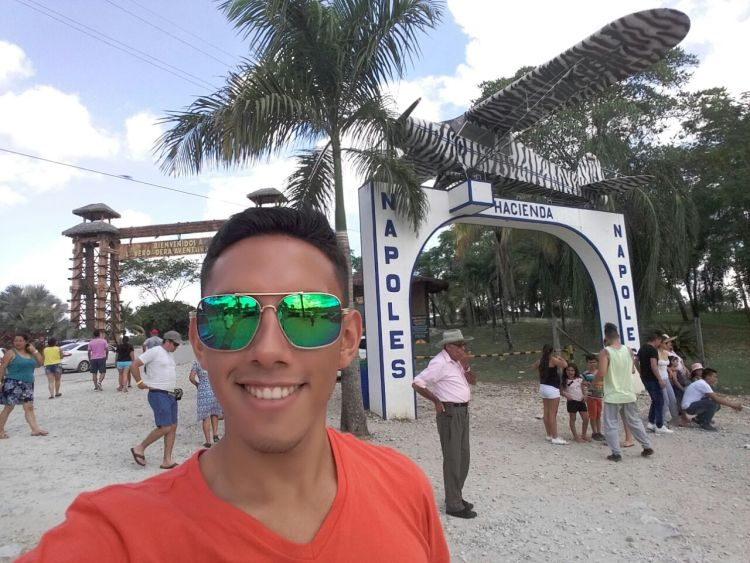 Ricardo Murcia Travel Agent ColombiaTours.Travel Colombia