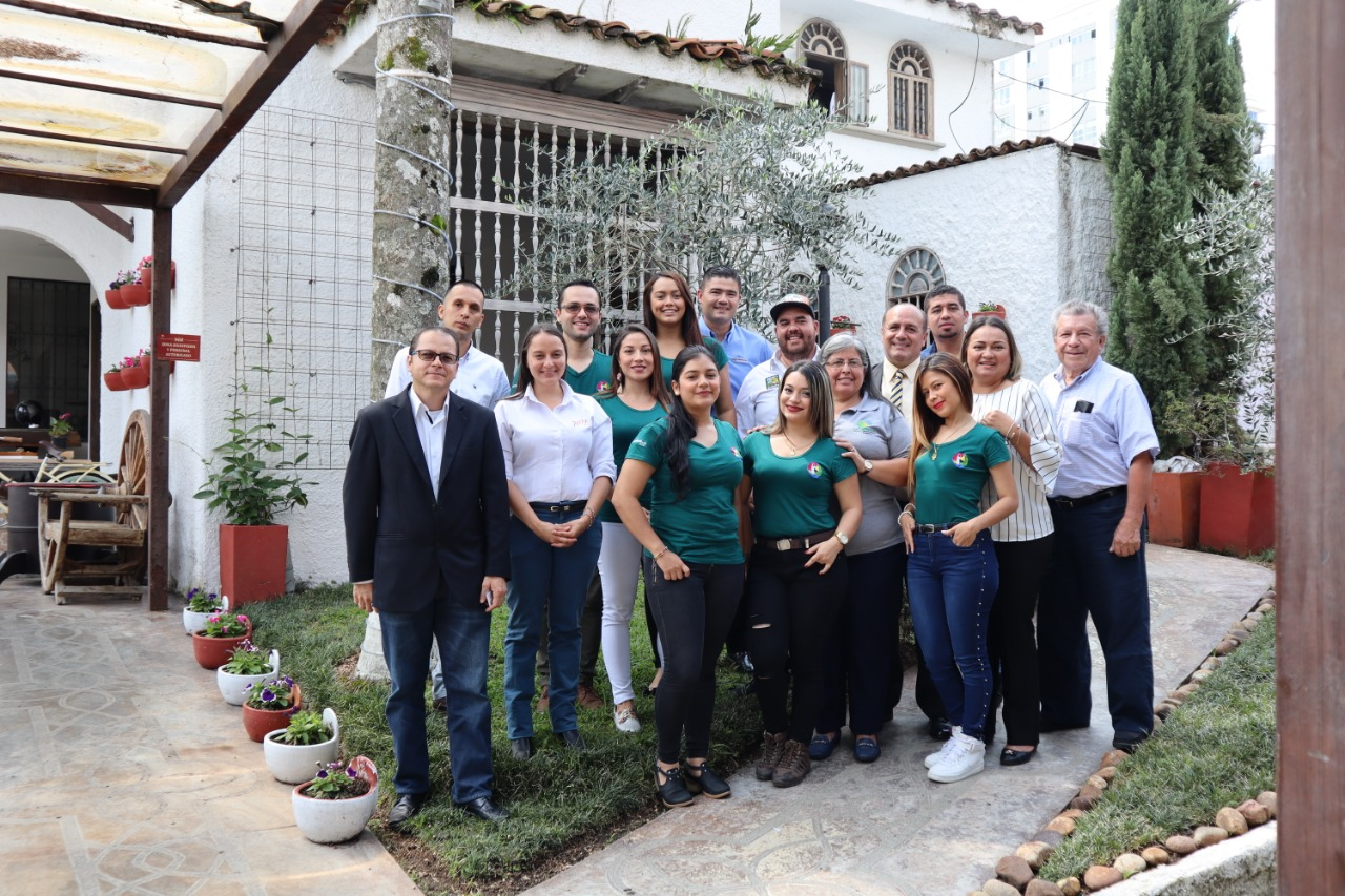 Partners Event 2019 - Coffee Axis - ColombiaTours.Travel - Colombia