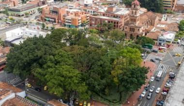 Medellin Town Park
