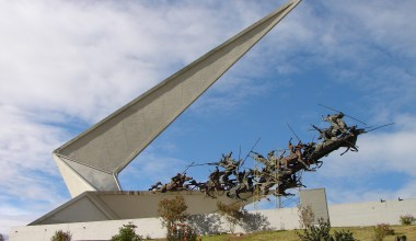 Vargas Swamp Monument