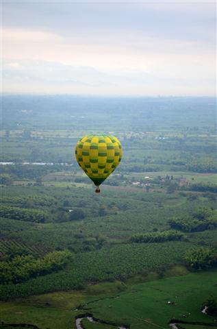 Balloon Axis Balloon Flight