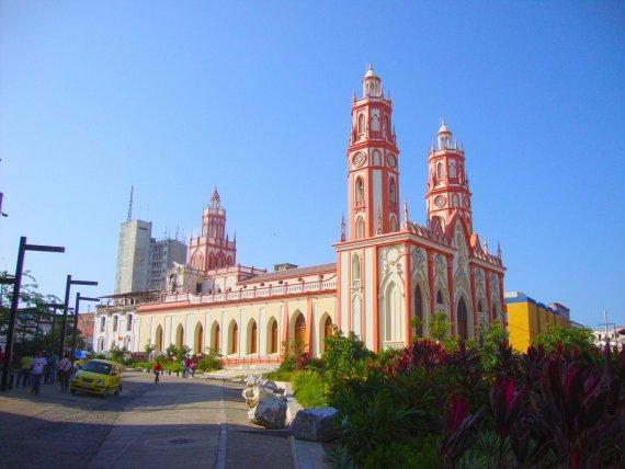 Barranquilla Realismo Mágico
