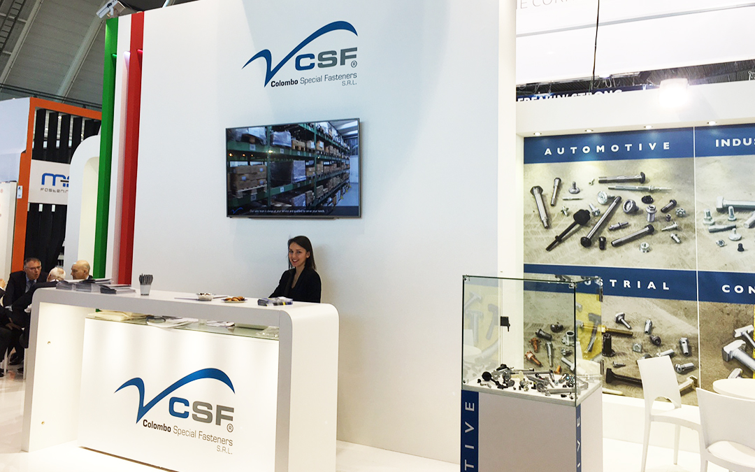 FASTENER + FIXING MAGAZINE: CSF at Fastener Fair Stuttgart 2017