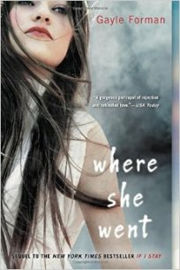 """The sequel to """"If I Stay"""", """"Where She Went"""" tells the story of how Mia's life has changed since leaving Adam, her boyfriend, and how she recovered from a car accident. Author Gayle Forman explores the idea of how time apart only strengthens a young relationship. """"Where She Went"""" is a tale about chance and hope and was a top seller for 2014."""