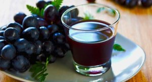 grape juice for migraines