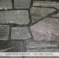 Elite Blue Granite Olde Mill Blend