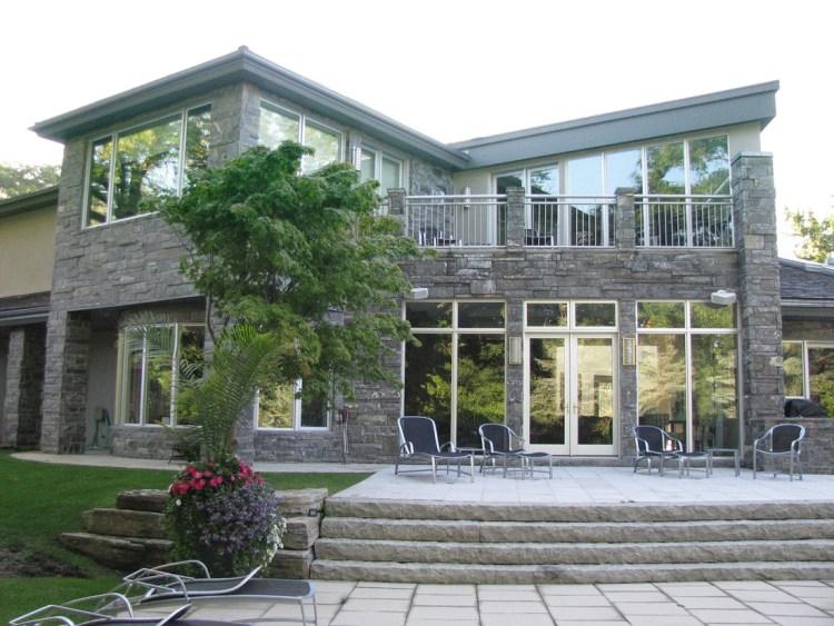 Elite Blue Granite Sawn Height house in Toronto