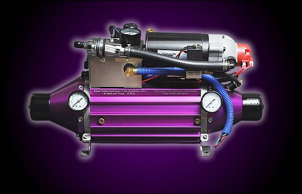 AquaTune Hydrogen Fuel System (Diesel Unit)