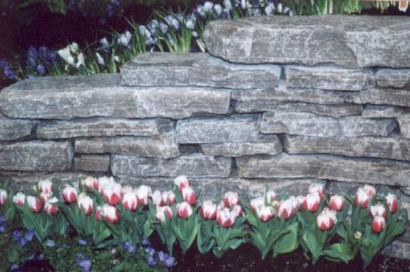 Charcoal Limestone Tumbled Drywall