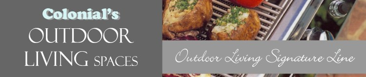 colonial's outdoor living logo