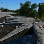 elite blue granite fire fighters memorial in progress