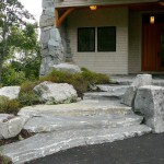 Elite Blue Granite Random Steps