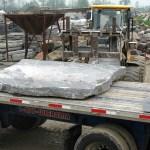 Elite Blue Granite Large Landing Slab