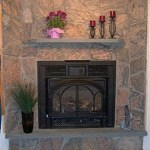 fireplace colonial classic random