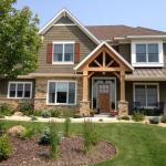 golden canadian blend house front