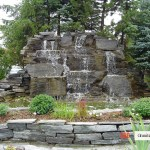 granite waterfall