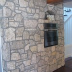 harvest gold limestone tumbled blend kitchen
